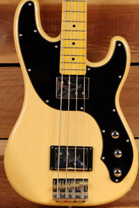 FENDER TELECASTER BASS Modern Player Butterscotch Blonde 4-String Tele Nice 6244