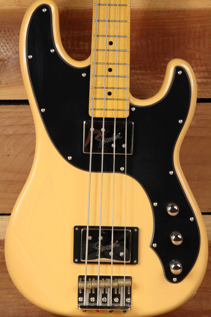 FENDER TELECASTER BASS Modern Player Butterscotch Blonde 4-String Tele Mint 7540