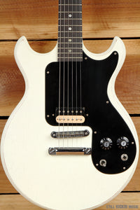 GIBSON JOAN JETT Les Paul MELODY MAKER WORN WHITE MINT Cond + OHSC & Papers 8134
