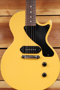 GIBSON LES PAUL JUNIOR Jr TV Yellow LP Beauty! Dog-Ear P90 USA American 1672