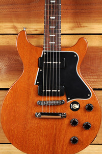 GIBSON LES PAUL Jr Lite DOUBLE CUTAWAY DC Natural Junior P100 0384
