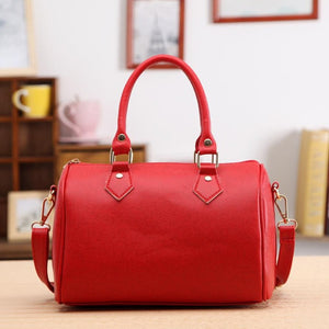 New Simply Style Leather Women Shoulder Hand Bag - ajevans online retail Men, Women, Children