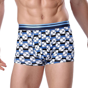 Mens Brief Cotton Print Underwear - ajevans online retail Men, Women, Children