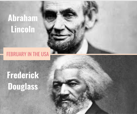 Abraham Lincoln and Frederick Douglass