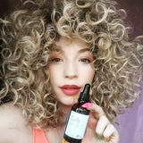 Curly Hair Oil Kit - The Wild Curl