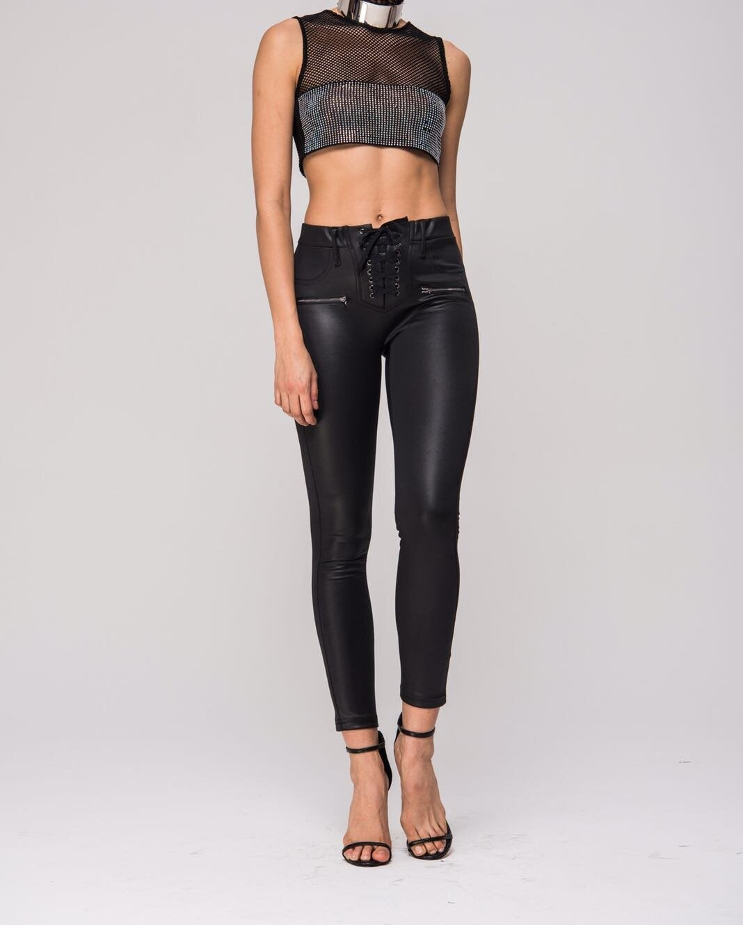 Crop Top-Womens Clothing