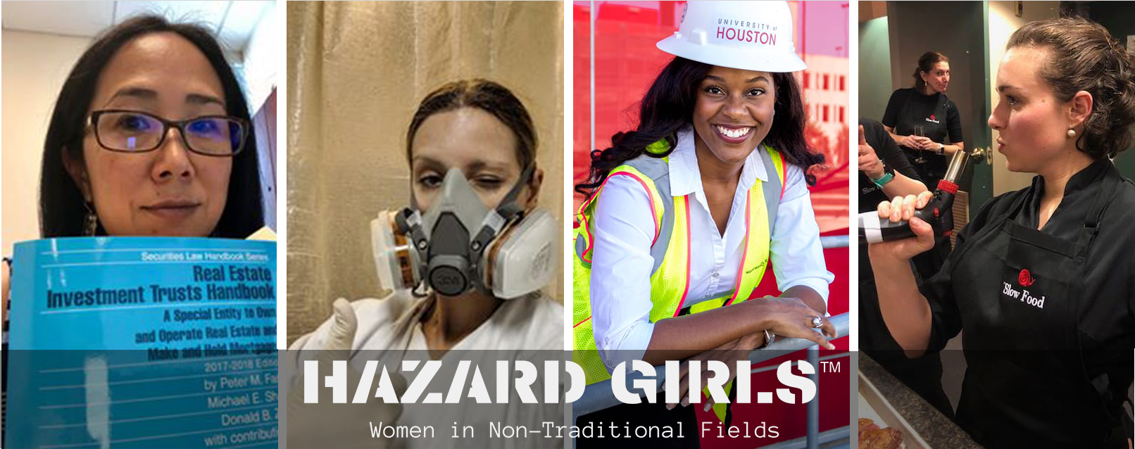 Hazard Girls community on Facebook Supporting women in non-traditional fields