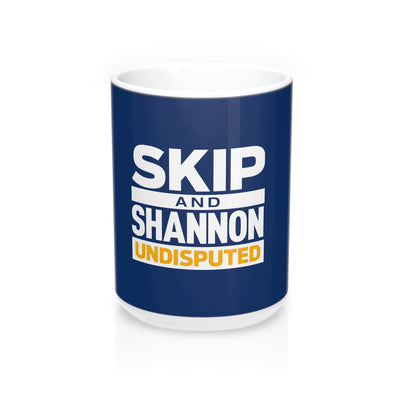 Skip and Shannon Undisputed Mugs