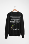 The Grinch Who Stole Christmas Ugly Sweatshirt