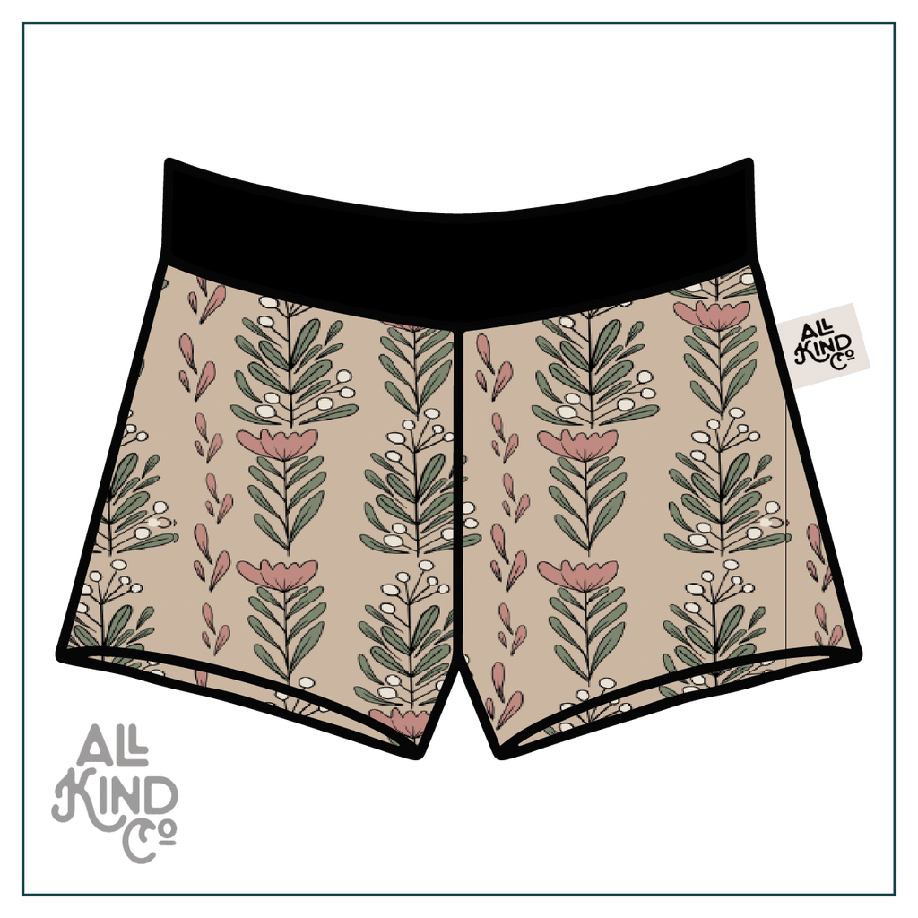 Summer Blooms; Shorts