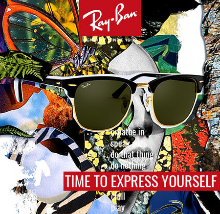 Ray-Ban Time to Express Yourself - Lodoro Clubmaster