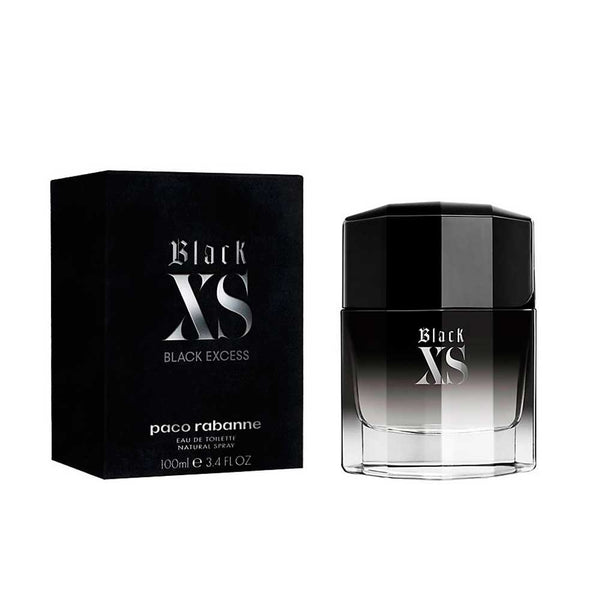 Black Xs Excess EDT 100ML Hombre Paco Rabanne