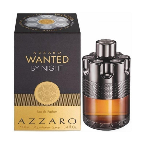 Azzaro Wanted Night EDP 100 ML Hombre - Lodoro Perfumes y Lentes