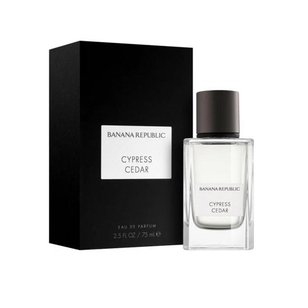 Cypress Cedar EDP 75ML Unisex Banana Republic