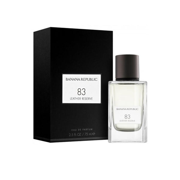 Leather Reserve EDP 75ML Hombre Banana Republic