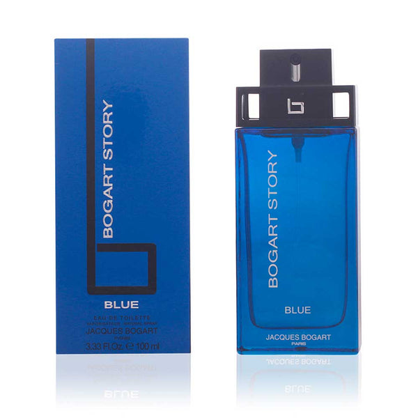 Story Blue EDT 100ML Hombre Jacques Bogart