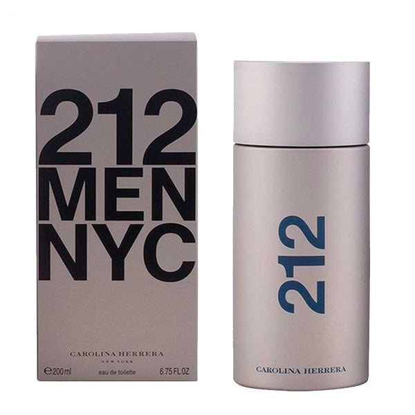212 Men Carolina Herrera EDT 100 Ml Hombre - Lodoro Perfumes
