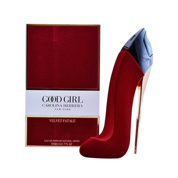 Perfume Original Carolina Herrera Good Girl Velvet Fatale Edp 80Ml Mujer