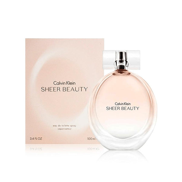 CK Beauty Sheer EDT 100 ML Mujer