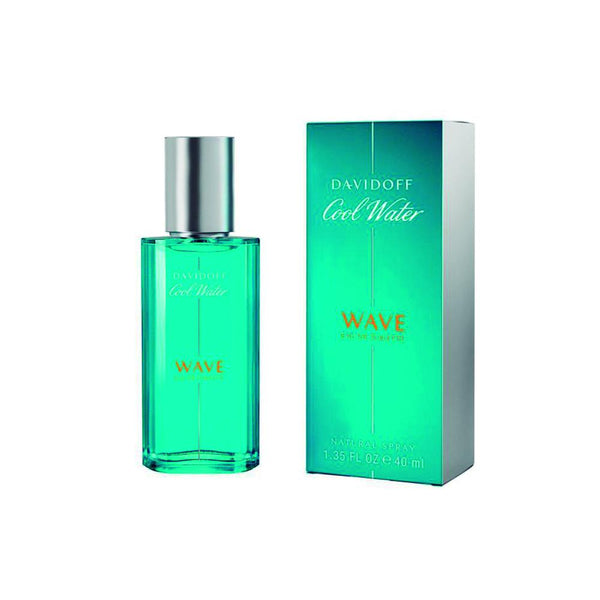 Davidoff Cool Water Wave EDT 40ML Hombre