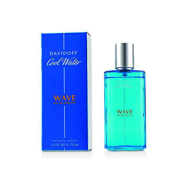 Davidoff Cool Water Wave EDT 75ML Hombre