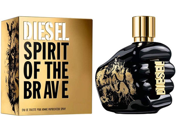 Spirit Of The Brave Diesel EDT 125Ml (H) - Lodoro perfumes
