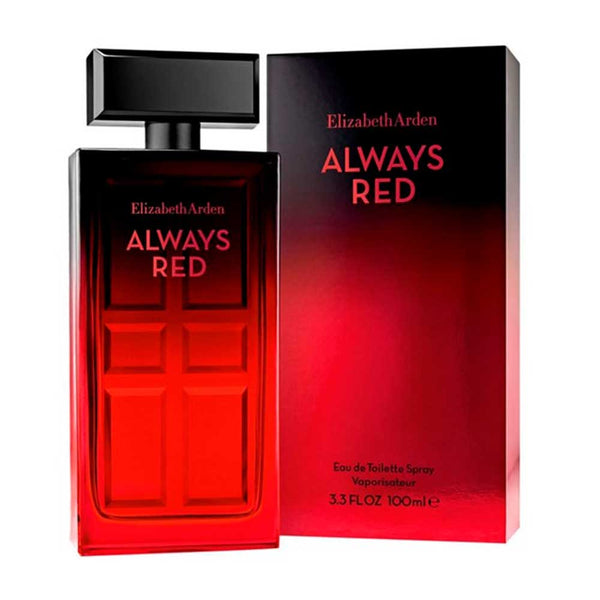 Always Red 5TH AVENUE EDT 100ML Mujer Elizabeth Arden