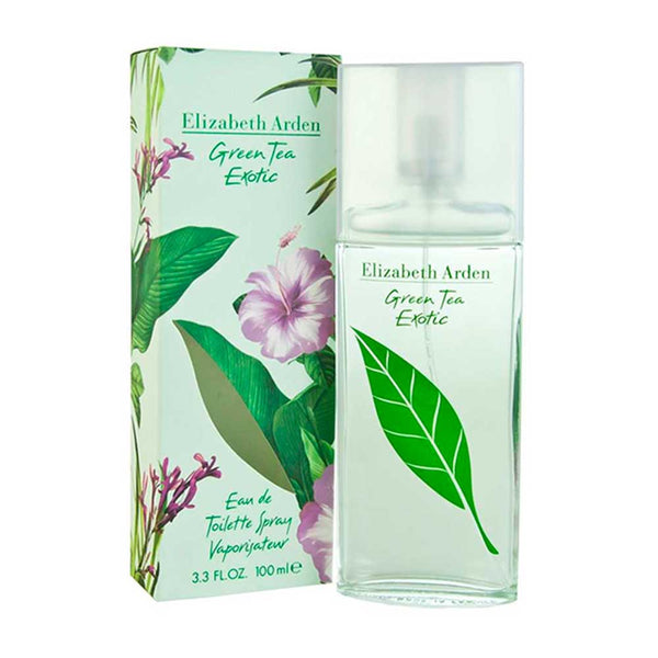 Green Tea Exotic EDT 100ML Mujer Elizabeth Arden
