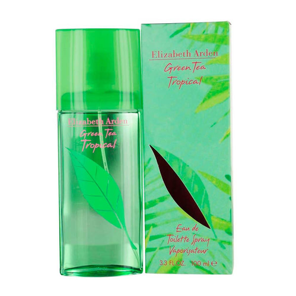 Green Tea Tropical EDT 100ML Mujer Elizabeth Arden