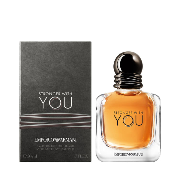 Stronger With You Emporio Armani Edt 30 Ml Hombre - Lodoro Perfumes