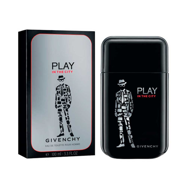 Play In The CityEDT 100ML Hombre Givenchy
