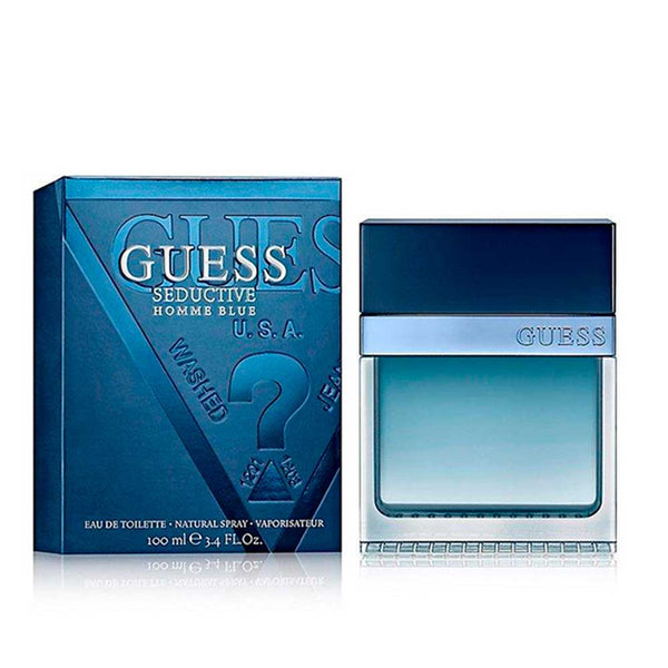 Seductive Blue EDT 100ML Hombre Guess