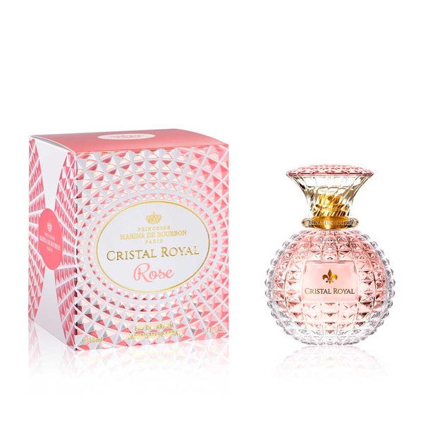 Cristal Royal Rose EDP 100ML Mujer Marina De Bourbon