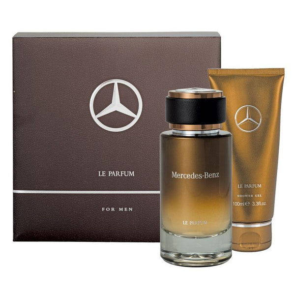Le Parfum Estuche EDP 100 ML + Shower Gel 100 ML Hombre Mercedes Benz