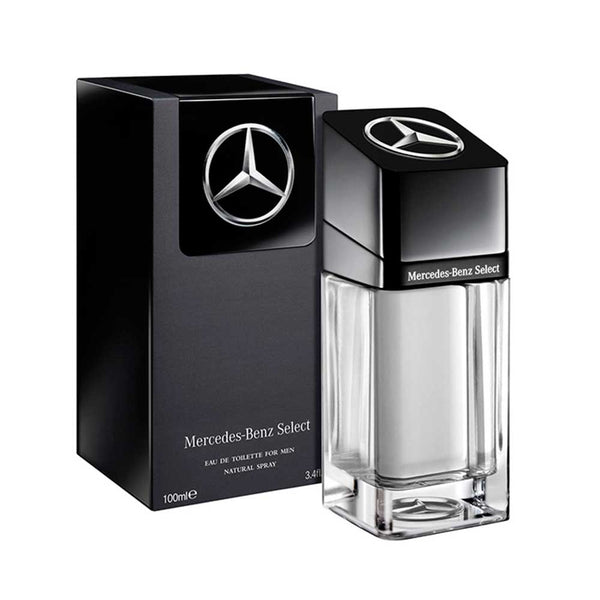 Select EDT 100ML Hombre Mercedes Benz
