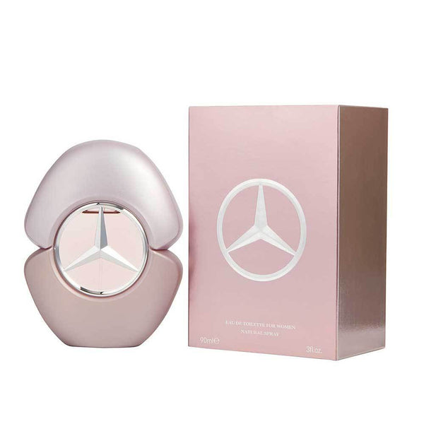 Woman EDT 90ML Mujer Mercedes Benz