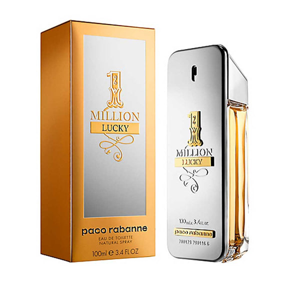 One Million Lucky 100 ML EDT Hombre Paco Rabanne