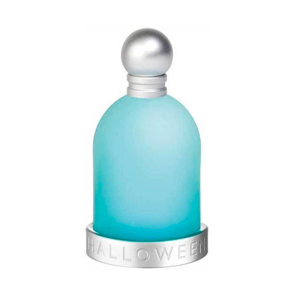 Perfume Original Jesus Del Pozo Halloween Blue Drop Edt 100Ml Mujer Tester