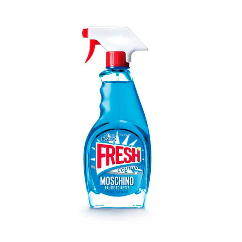 Perfume Original Moschino Fresh Couture Edt 100Ml Mujer Tester