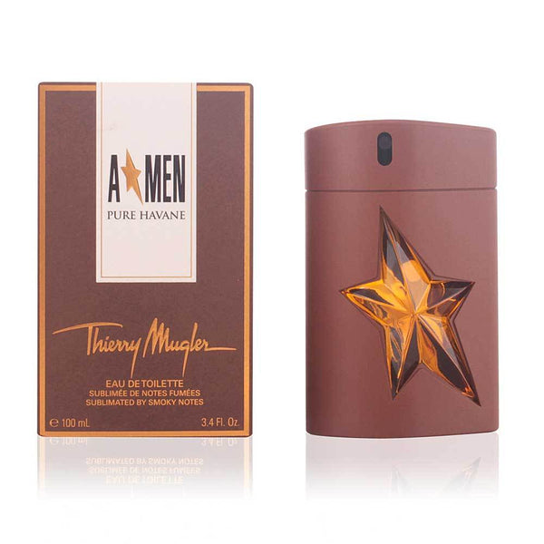 Perfume Original Thierry Mugler Angel Men Pure Havane Edt 100Ml Hombre