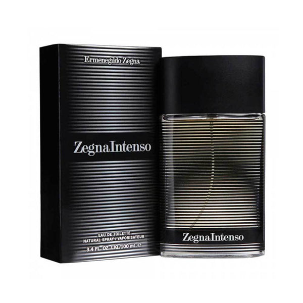 Perfume Original Zegna Intenso Edt 100Ml Hombre