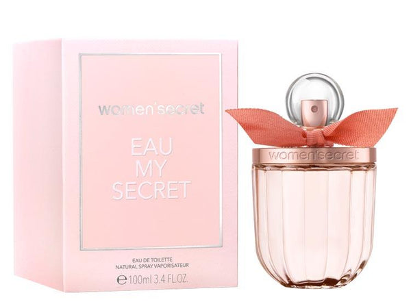 Perfume Original: PERFUME EAU MY SECRET BY WOMAN SECRET 100ML EDT MUJER