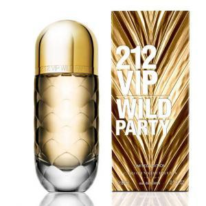 Perfume Original: PERFUME 212 VIP WILD PARTY BY CAROLINA HERRERA EDT 80 ML MUJER