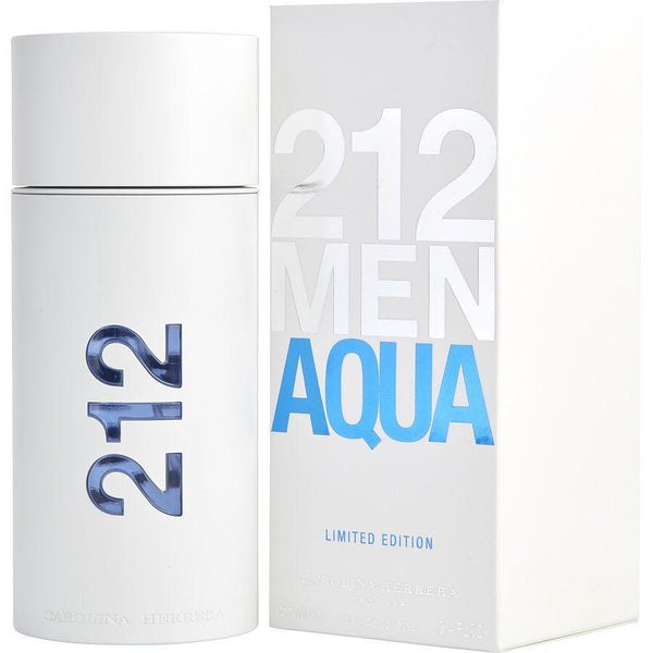 Perfume Original: PERFUME 212 AQUA BY CAROLINA HERRERA EDT 100 ML HOMBRE