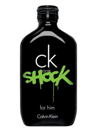 Perfume Original: PERFUME CK ONE SHOCK BY CALVIN KLEIN EDT 100 ML HOMBRE