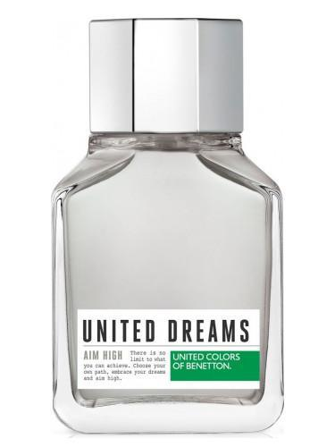Perfume Original: PERFUME BENETTON AIM HIGH EDT 100 ML HOMBRE