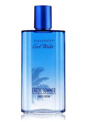 Perfume Original: PERFUME COOL WATER EXOTIC SUMMER BY DAVIDOFF EDT 125 ML HOMBRE