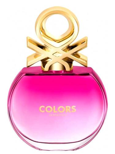 UNITED COLORS OF BENETTON PINK EDT 80 ML MUJER