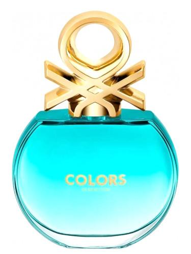 UNITED COLORS OF BENETTON BLUE EDT 80 ML MUJER