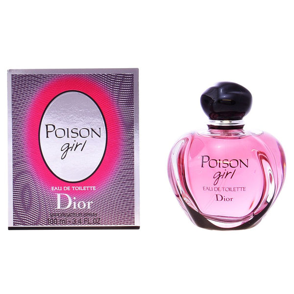Dior Poison Girl Edt 100Ml Mujer - Lodoro Perfumes